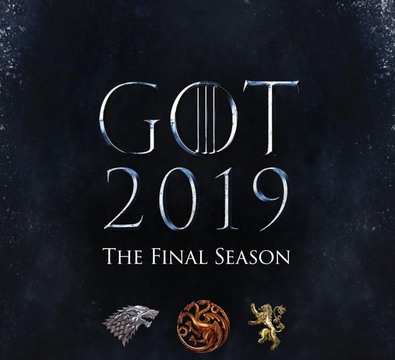 ¿Por qué la última temporada de Games of Thrones está tomando tanto tiempo?