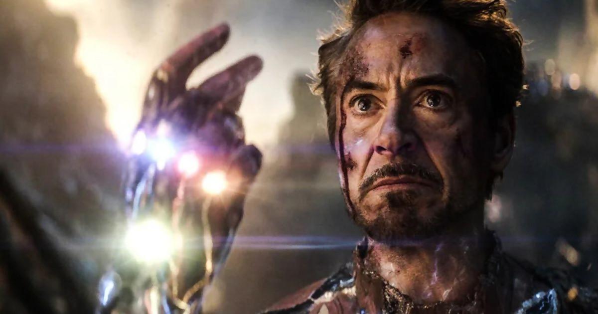 Robert Downey Jr se burla de su regreso a IRON MAN en el MCU