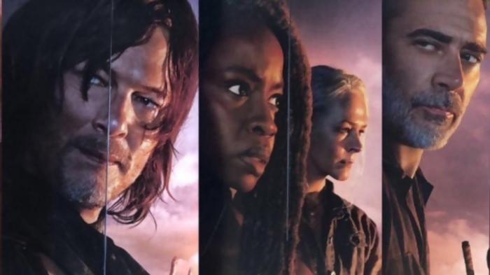 The Walking Dead: tráiler de la temporada 10 y película sobre Rick Grimes en los cines