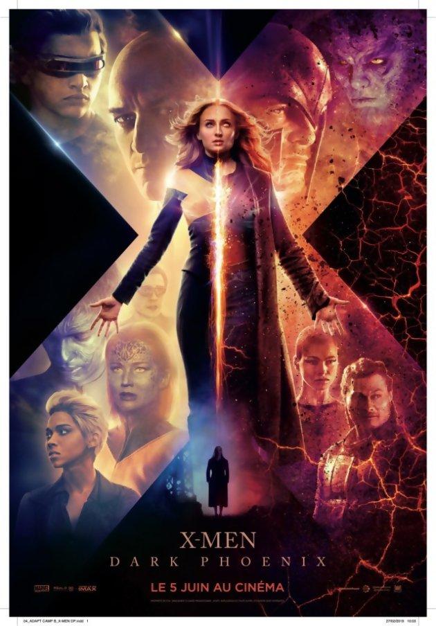 X-Men: Fénix oscuro