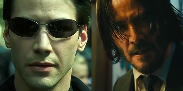 John Wick 3 obtiene conexiones a Matrix en el tráiler