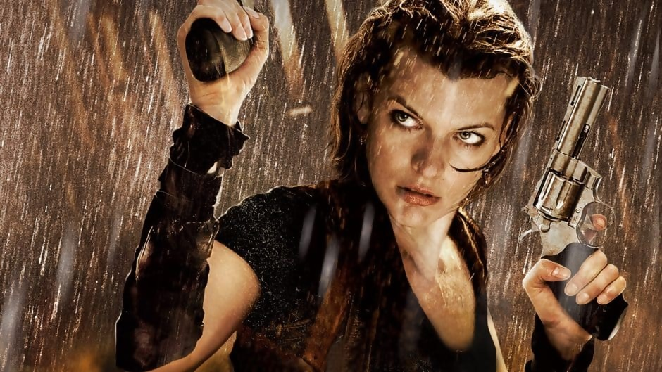 MAL RESIDENTE: Milla Jovovich ya se enfrenta al futuro ...