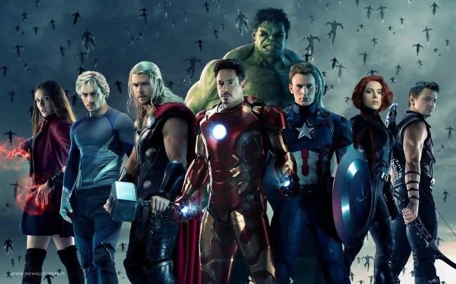 Avengers 3: Infinity War será la película más cara de la historia del cine.