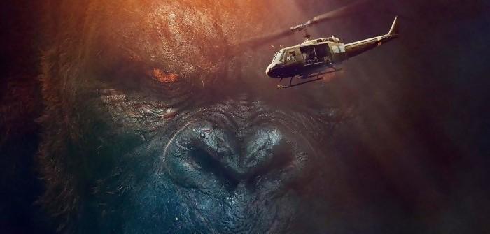 KING KONG rompe todo en el trailer de SKULL ISLAND