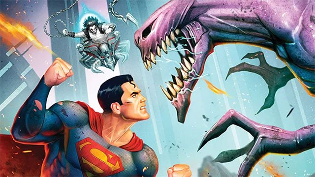 Warner Bros. presenta Superman: Man of Tomorrow Box Art y fecha de lanzamiento