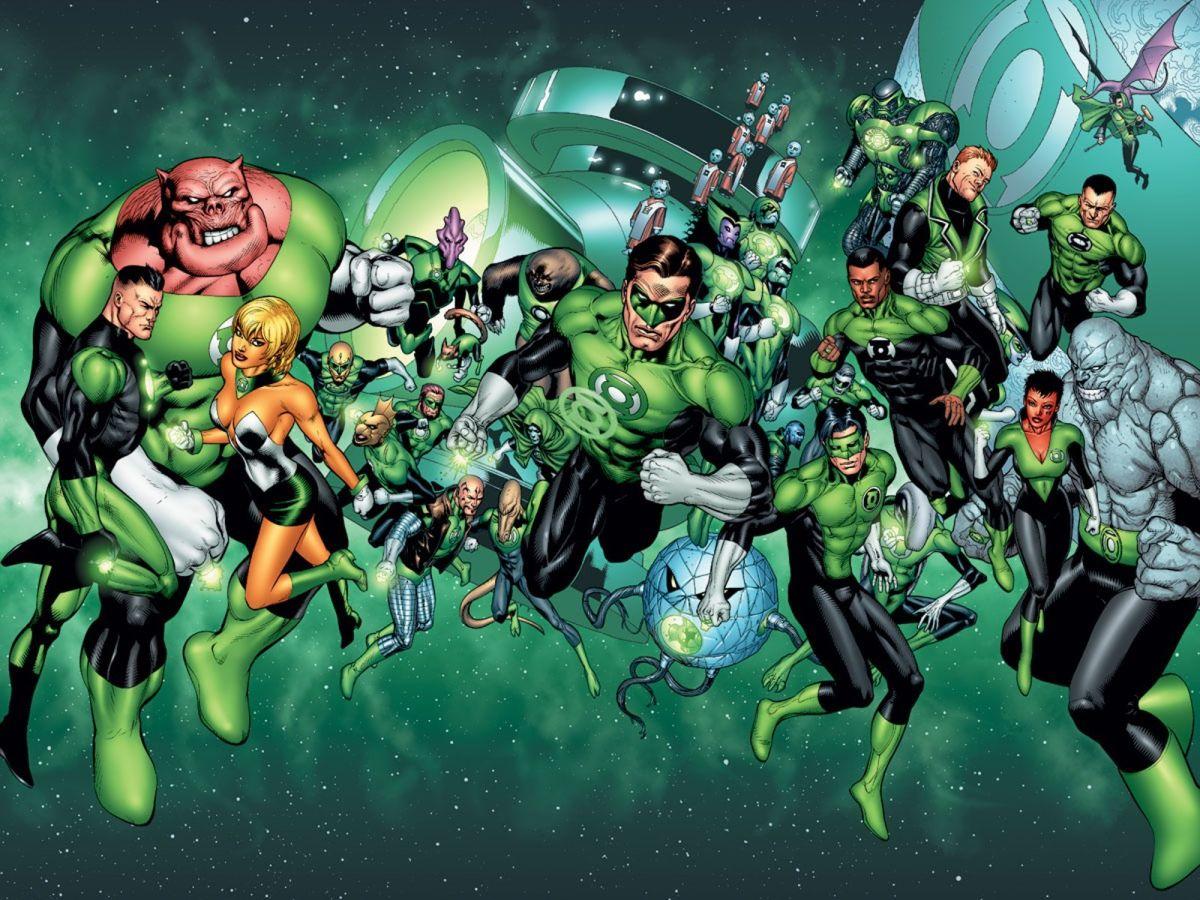 La actualización de la película DC incluyó más clasificaciones R, Green Lantern y más