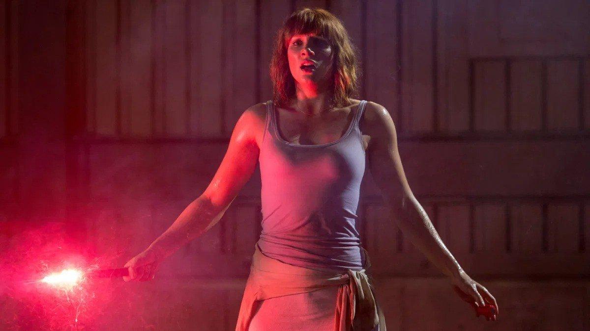 Jurassic World: la estrella de Dominion, Bryce Dallas Howard, se burla del guión 'increíble'
