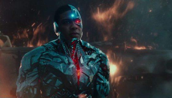 Ray Fisher dice que hay 'planes en progreso' para Cyborg en el DCEU