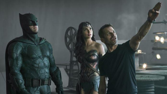 El trailer oficial de la Liga de la Justicia de Zack Snyder ya está en proceso
