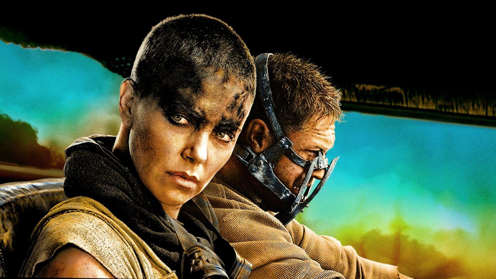 Tom Hardy y Charlize Theron se abren sobre sus conflictos en el set mientras filman Mad Max: Fury Road