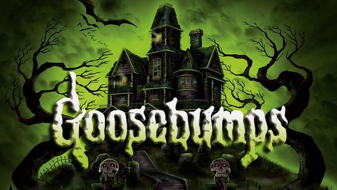 Nueva serie de televisión de acción en vivo Goosebumps en desarrollo