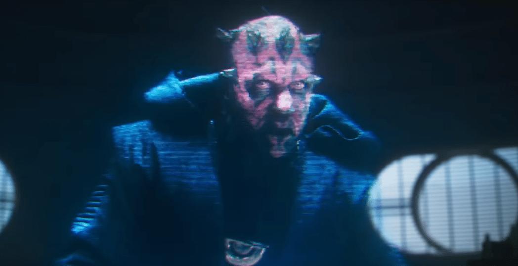 Sam Witwer dice que el papel de Maul fue diferente en Solo: A Star Wars Story antes de ser contratado