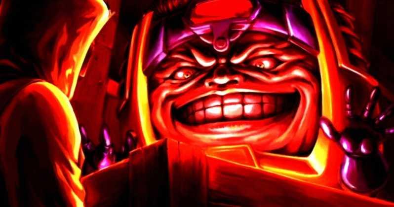 Según los informes, Paul Rudd escribió un guión de Ant-Man 3 con MODOK y AIM