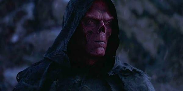 El arte conceptual de Avengers presenta una versión muy diferente de Red Skull