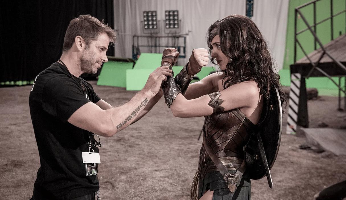 Zack Snyder imaginó una historia diferente para Wonder Woman en el DCEU