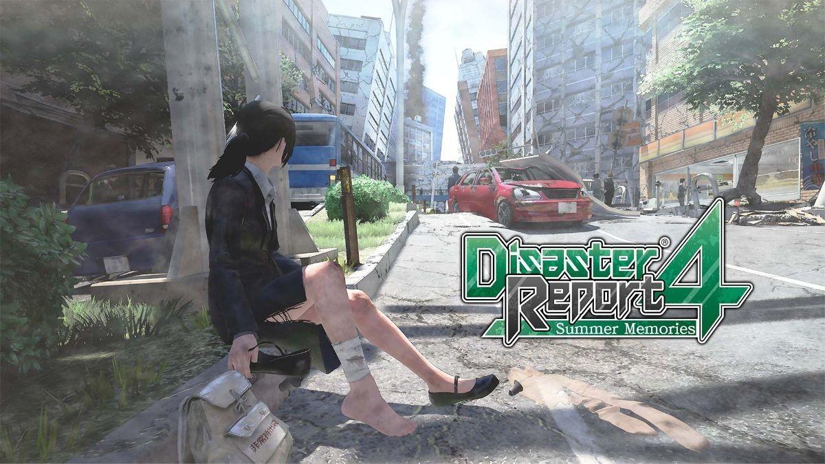 Demo jugable para Disaster Report 4: Summer Memories ahora en PS4 y Nintendo Switch