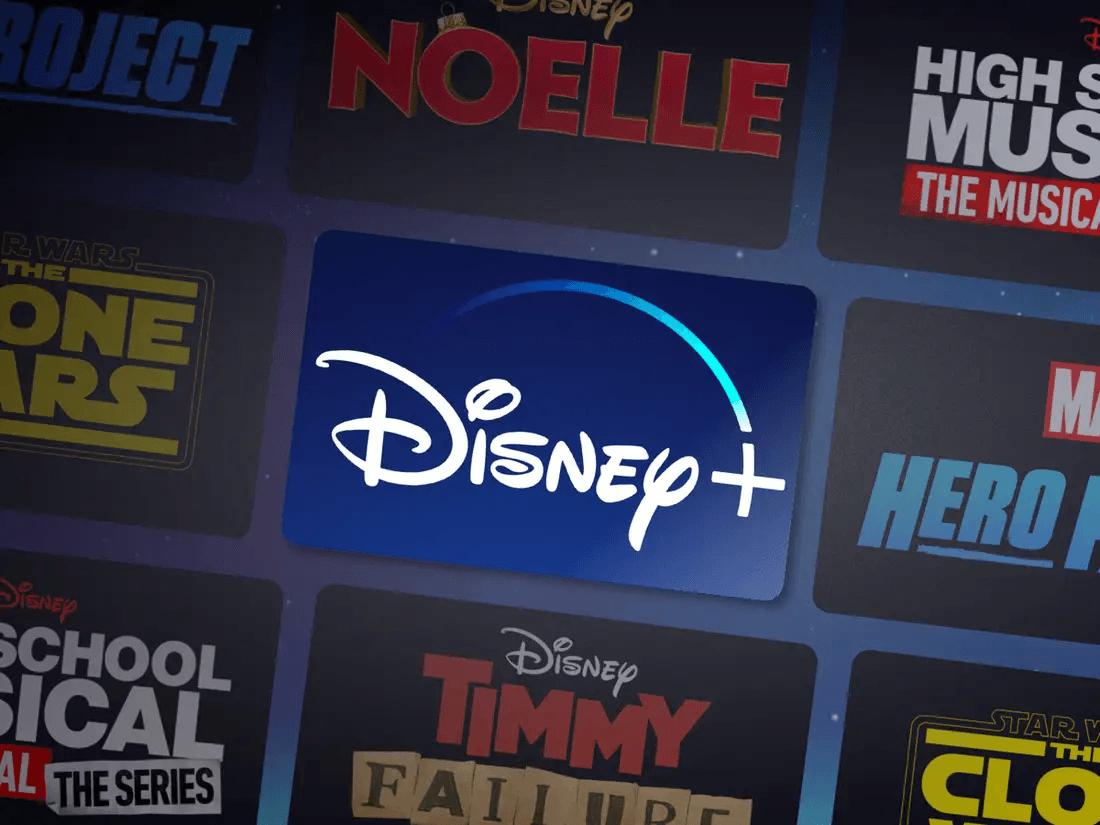 Disney + no siente la necesidad de crear tanto contenido original como Netflix