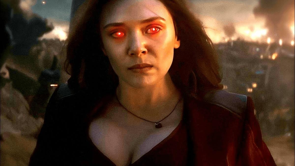 Kevin Feige dice que Scarlet Witch es el héroe más poderoso del MCU