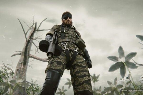 Un nuevo borrador del guión de la película Metal Gear Solid está listo y está lleno de peculiaridades de Kojima