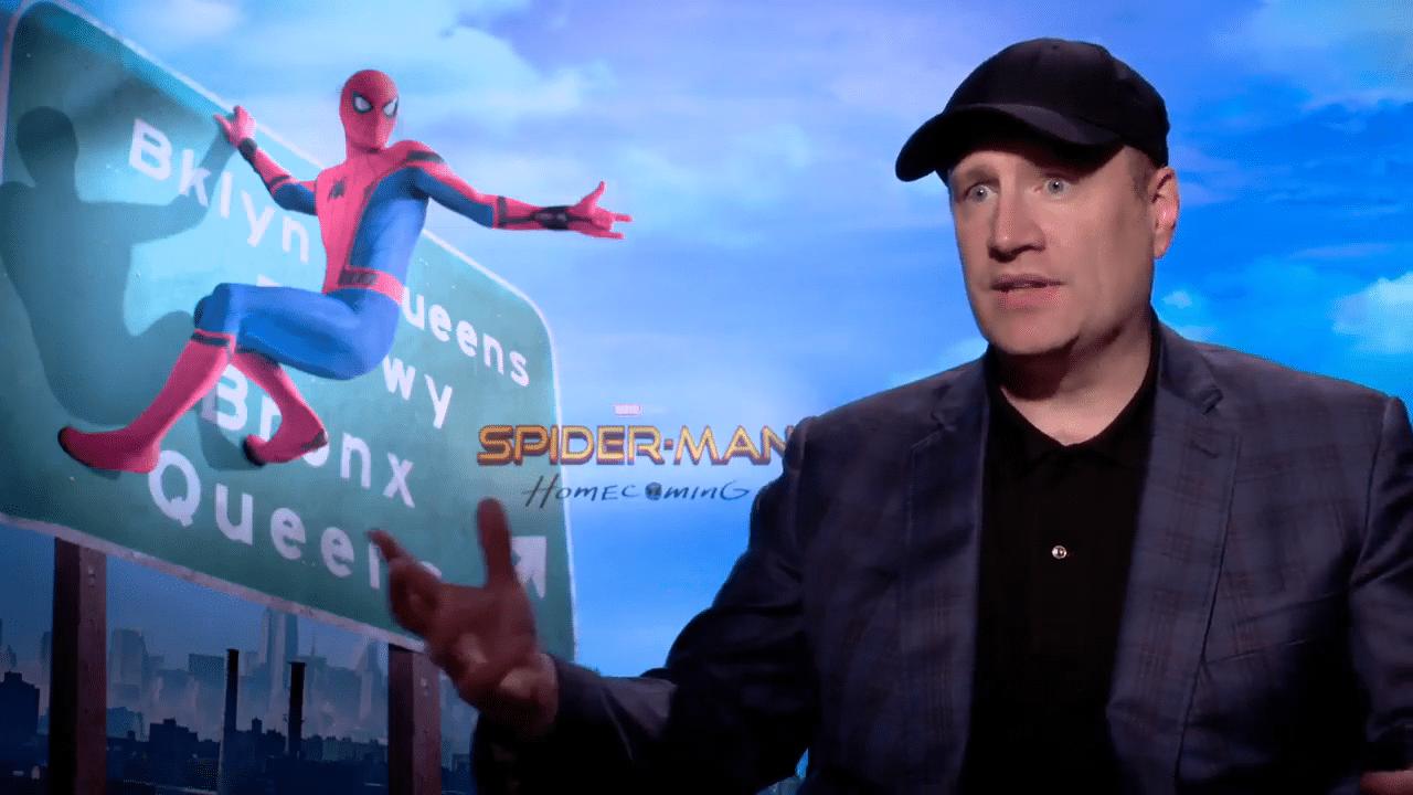 Spider-Man ayudó a Kevin Feige de Marvel a darse cuenta de que podía hacer una película de Star Wars