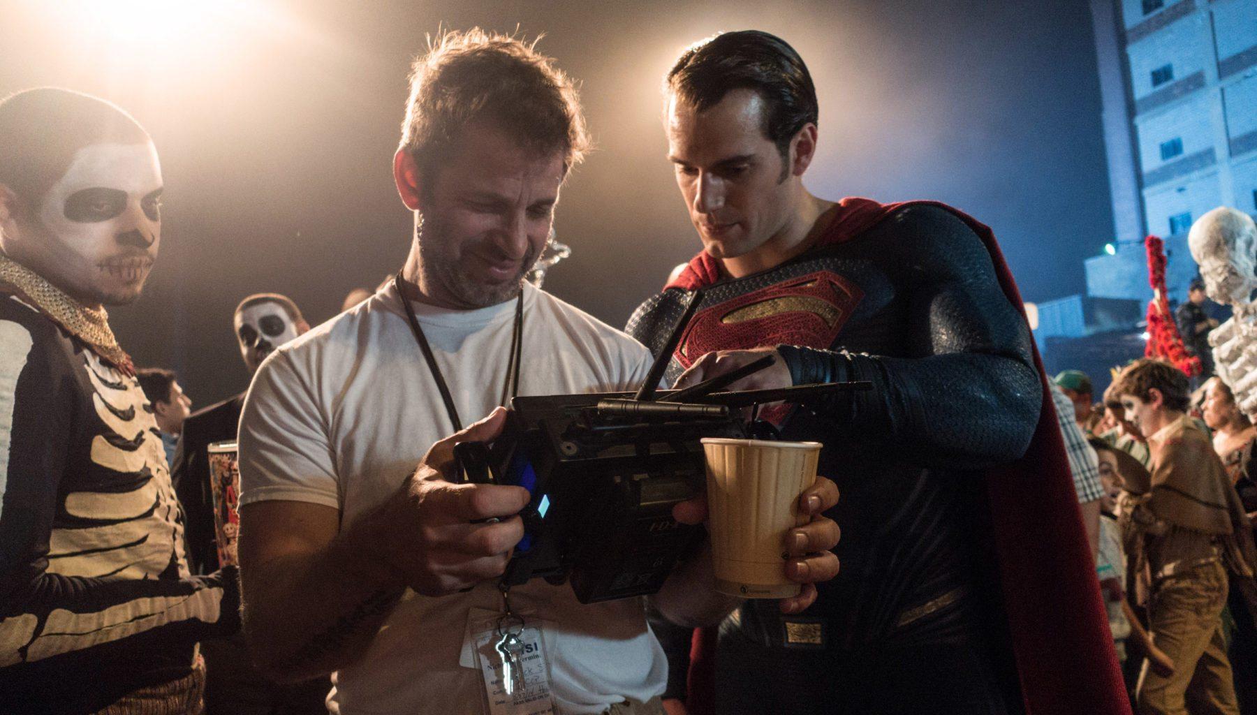 El puntaje de la Liga Snyder Cut of Justice está completo, dice Junkie XL