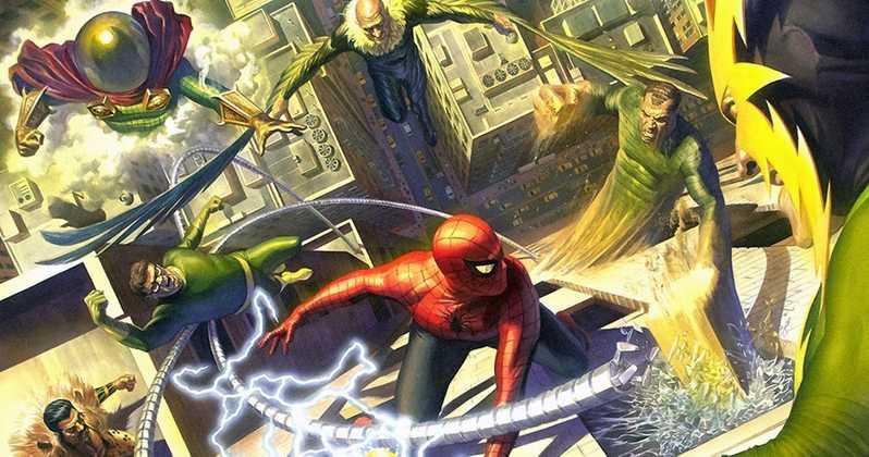 El productor de Spider-Man se burla de los planes de Sinister Six