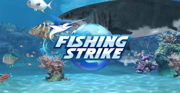 Lanza tu línea en la nueva zona del Volcán Oscuro en Fishing Strike