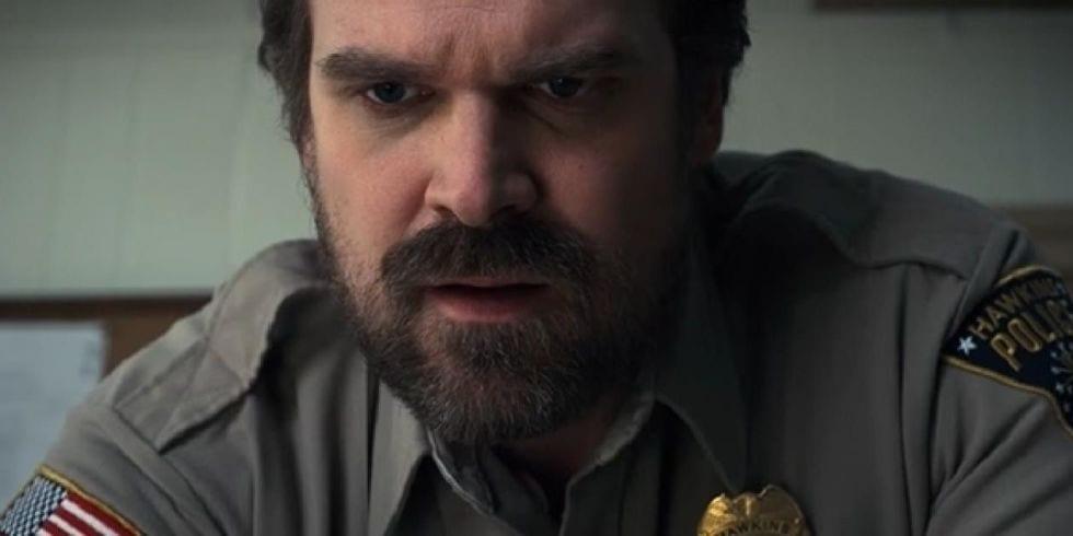 La estrella de Stranger Things, David Harbour, se une al MCU en Black Widow