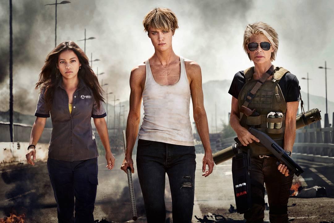 Spoilers potenciales como supuestos Terminator: detalles de la trama Dark Fate aparecen en línea