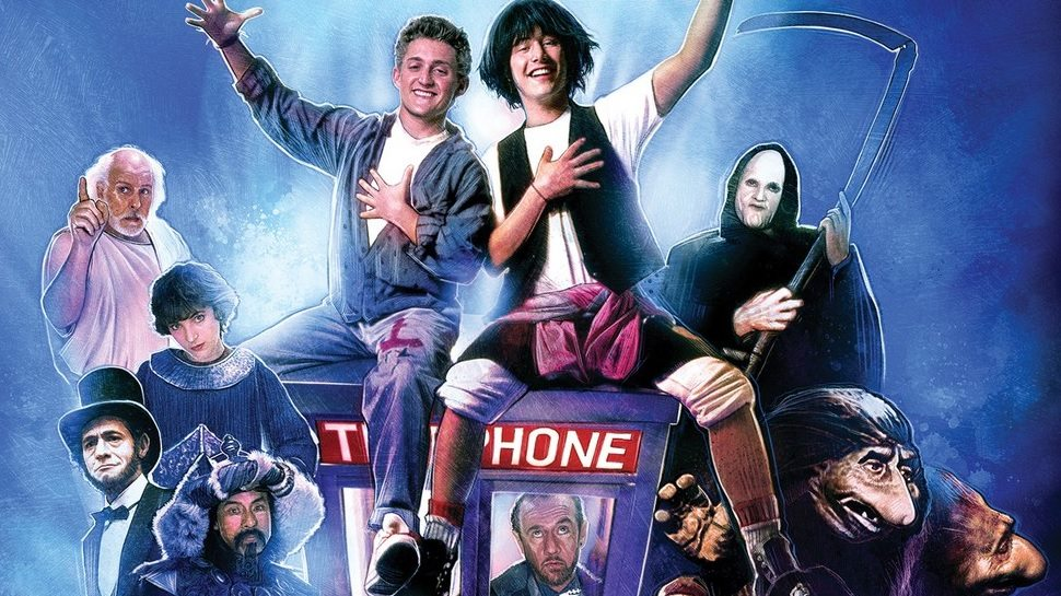 Bill & Ted Face the Music comienza la producción, lanza a su villano