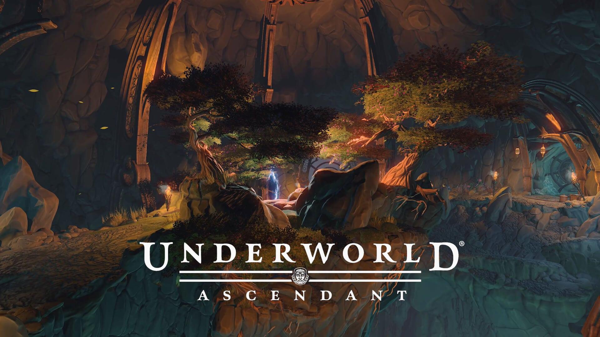 Dungeon RPG Underworld Ascendant llega a PS4