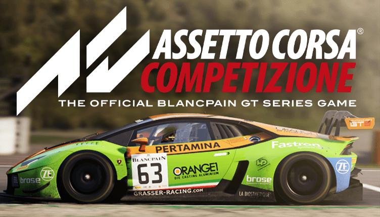 Assetto Corsa Competizione deja Steam Early Access