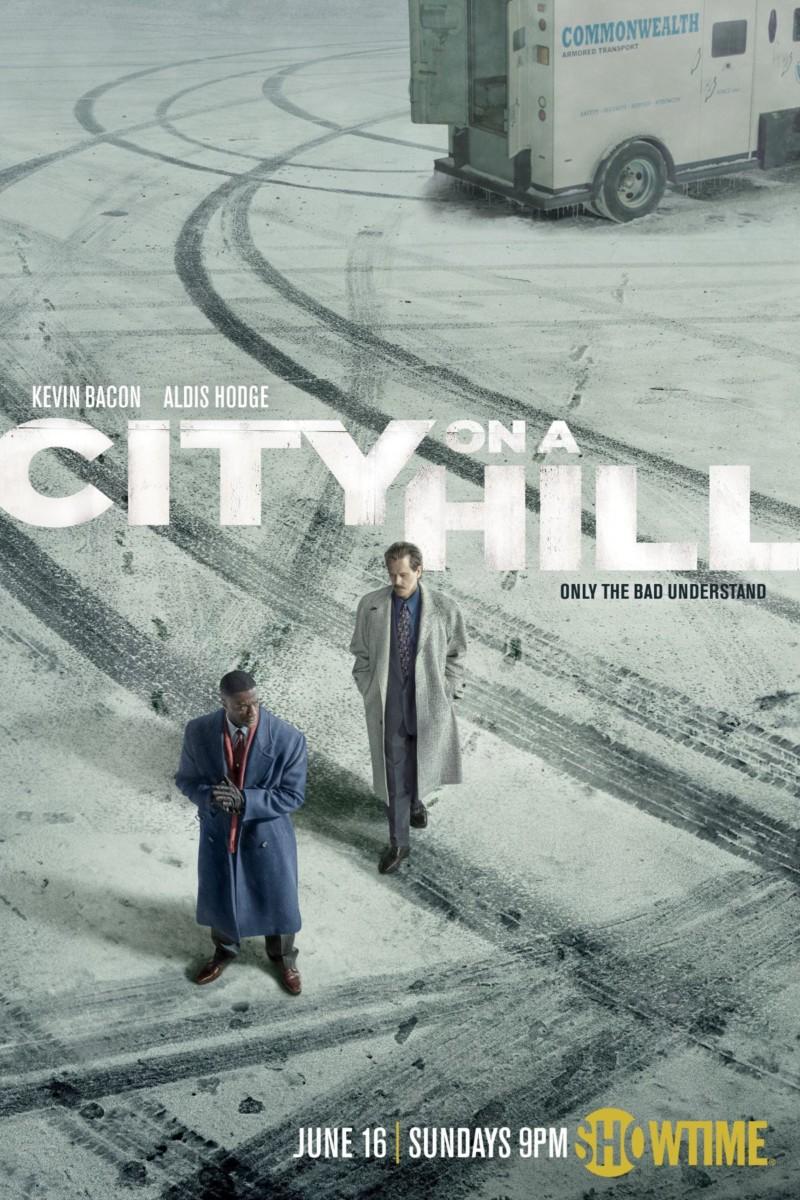 Showtime lanza tráiler y póster del drama policial de Kevin Bacon City on a Hill