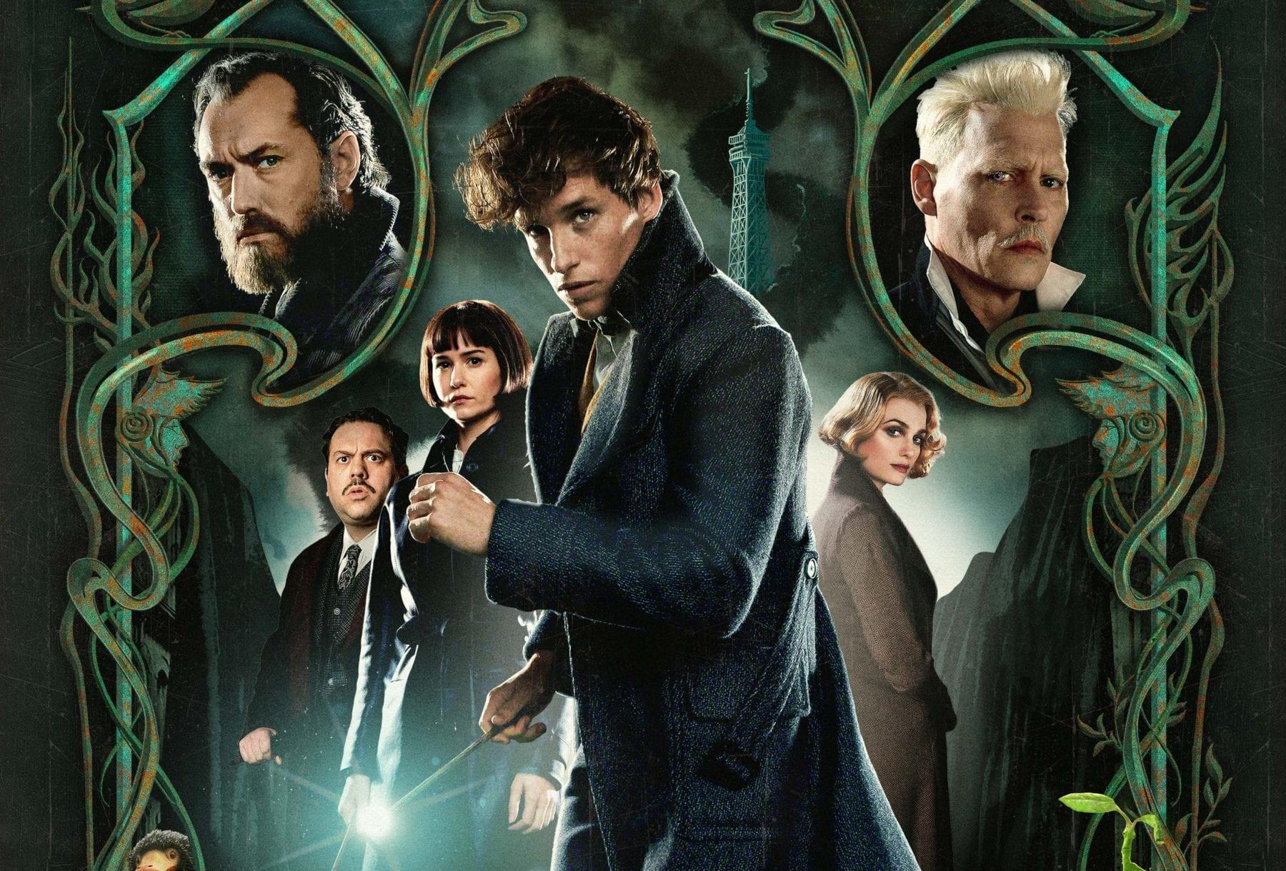 La fecha de lanzamiento de Fantastic Beasts 3 se remonta a 2021