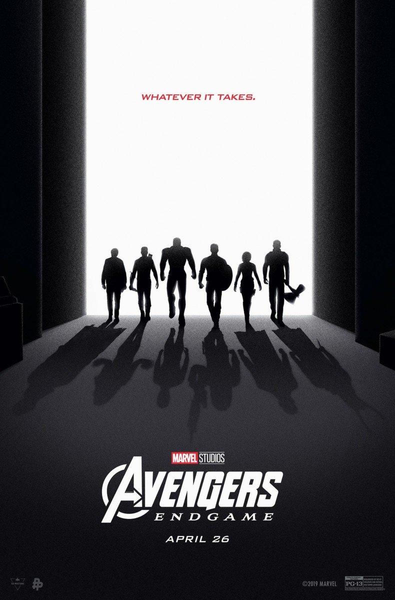 Más carteles e imágenes oficiales de Marvel's Avengers: Endgame