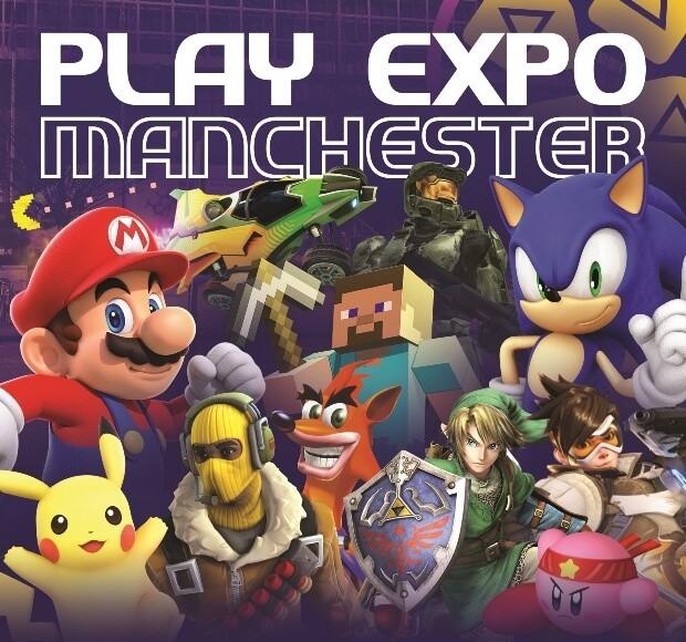 PLAY Expo regresa a Manchester este mayo