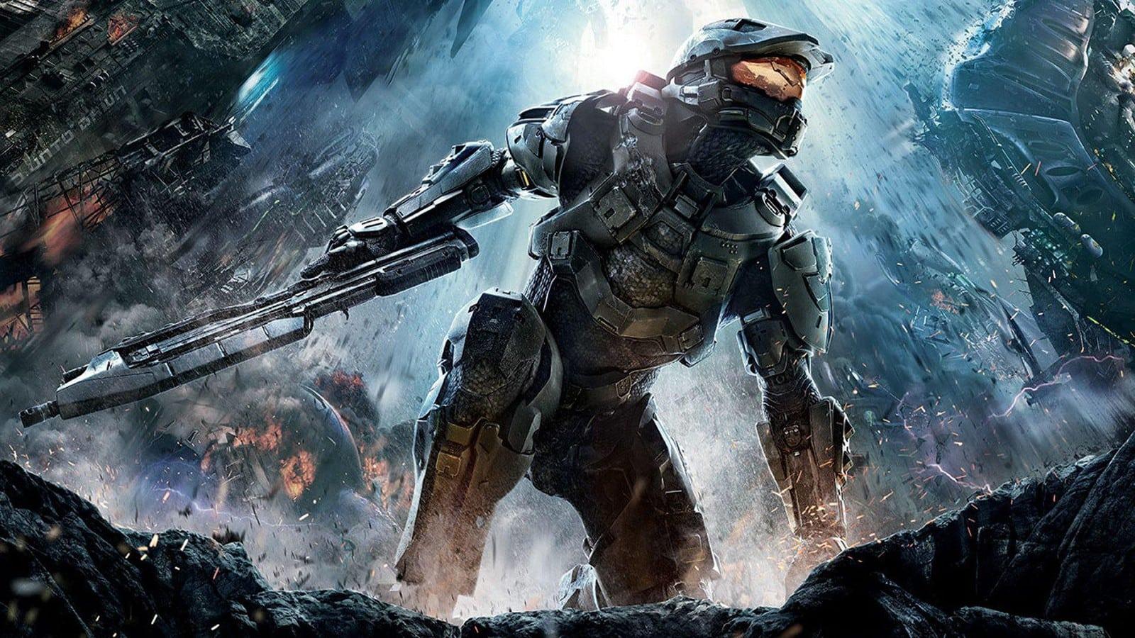 Pablo Schreiber elegido como Jefe Maestro en la serie de televisión Halo