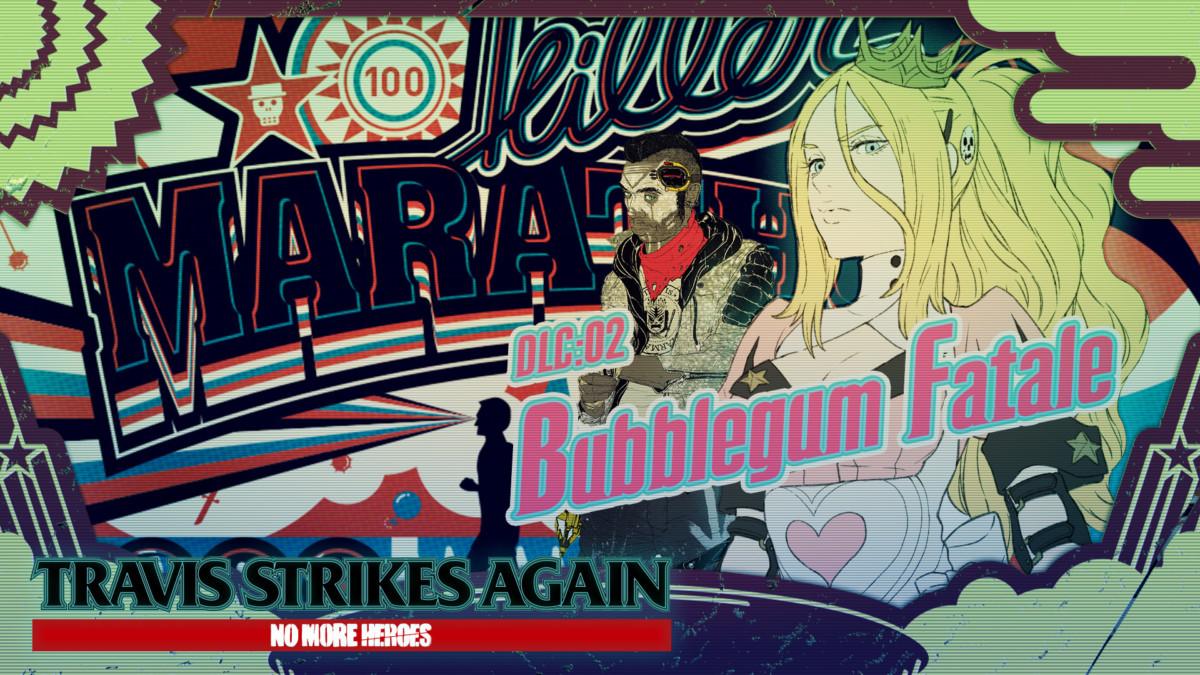 El DLC Bubblegum Fatale llega para Travis Strikes Again: No More Heroes