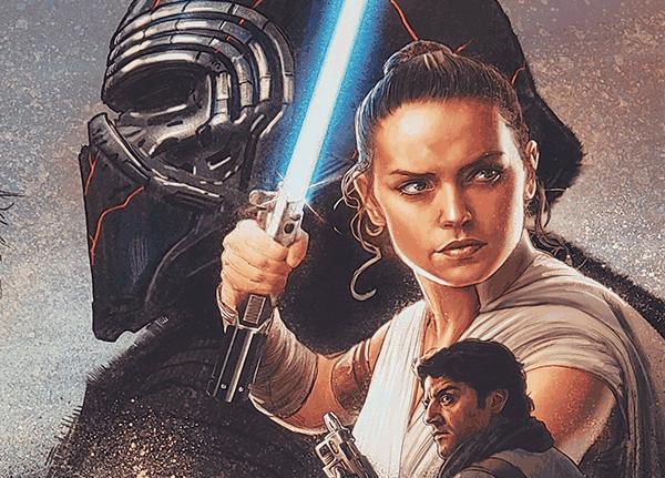 Arte promocional de Star Wars: The Rise of Skywalker revelado en Star Wars Celebration