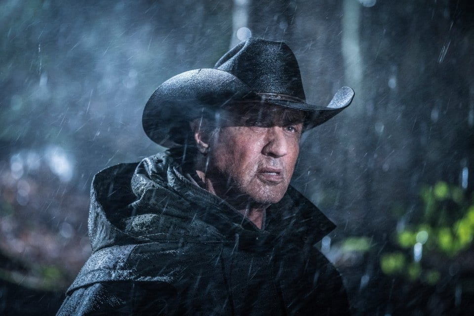 Sylvester Stallone dice que Rambo V: Last Blood 'se está uniendo maravillosamente'