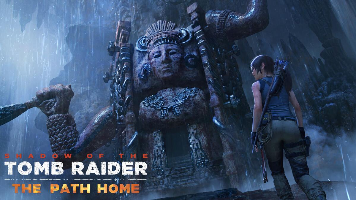 Shadow of the Tomb Raider 'The Path Home' DLC anunciado