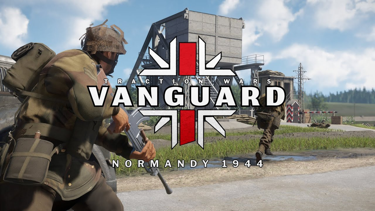 Vanguard: Normandy 1944 llega a Steam Early Access