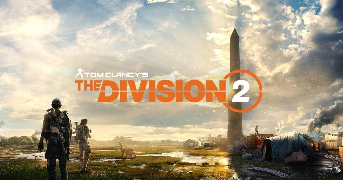 Tom Clancy's The Division 2 sube a la cima de las listas