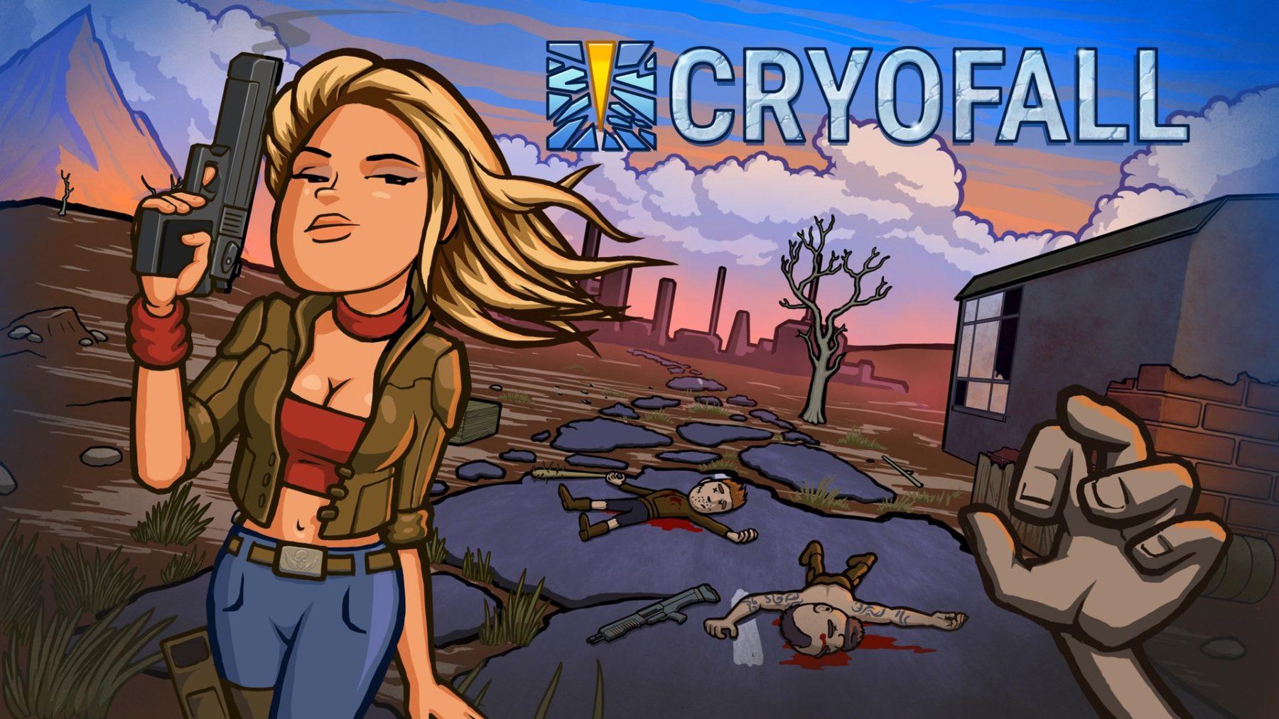 El juego de rol de supervivencia multijugador Cryofall ya está disponible en Steam Early Access