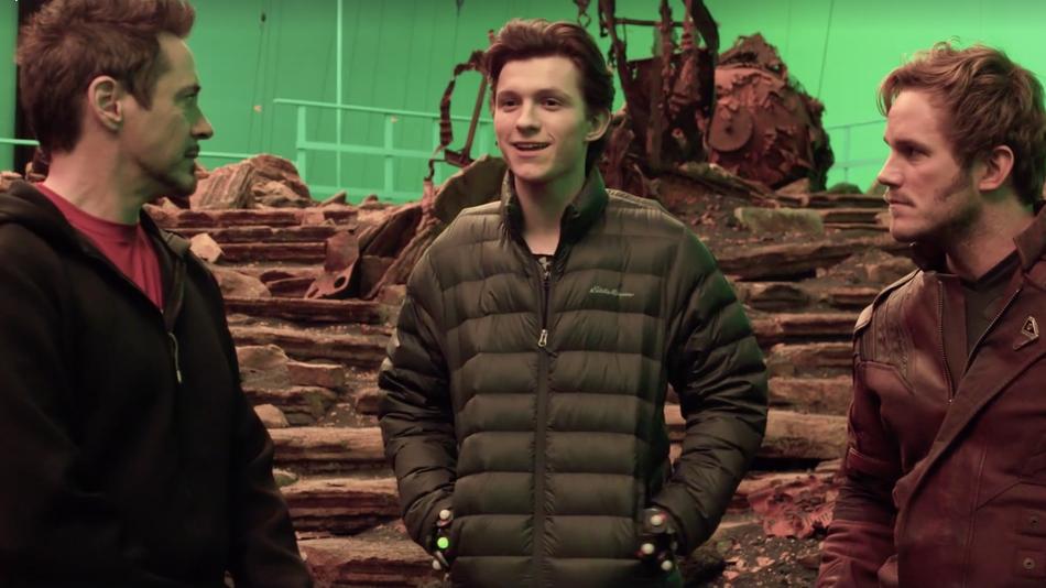 Tom Holland no recibió el guión de Avengers: Endgame porque tiene dificultades para 'mantener la boca cerrada'