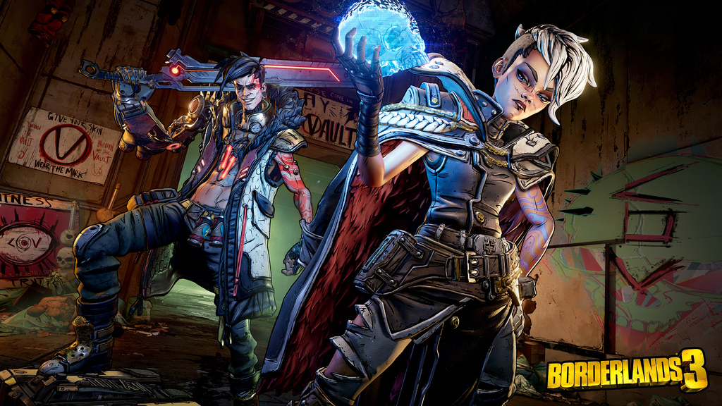 Se anuncia la fecha de lanzamiento de Borderlands 3, se revelan detalles sobre las ediciones especiales