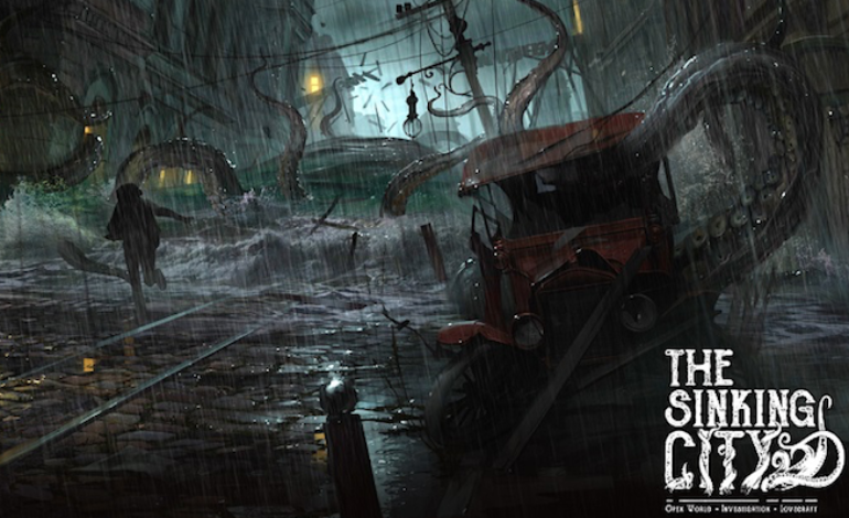 Los desarrolladores de Sinking City agregan algo de diversión Lovecraftiana a las noticias