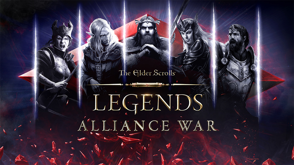 The Elder Scrolls Legends: se anuncia la expansión de Alliance War