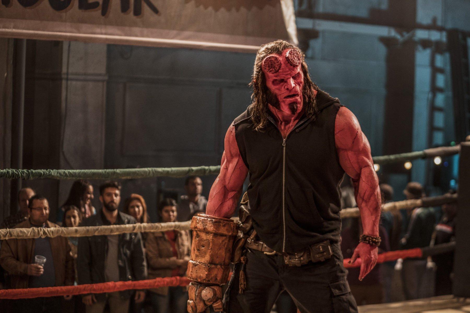 El director de Hellboy revela el motivo de ser clasificado como R