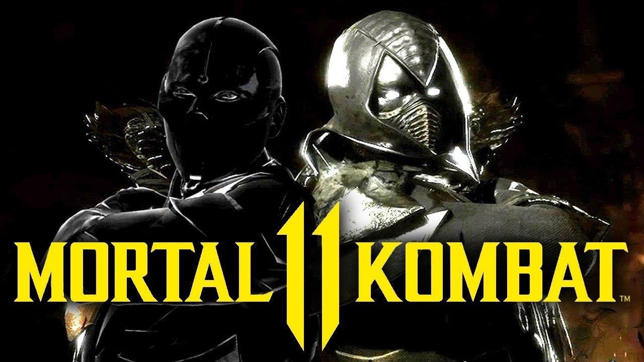 El nuevo tráiler de juego de Mortal Kombat 11 presenta a Noob Saibot